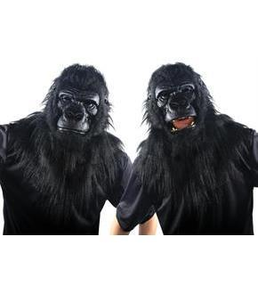 Animated Animal Gorilla Mask