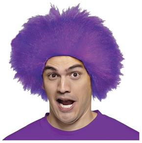 Purple Funny Big