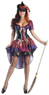Witch Body Shaper Costume