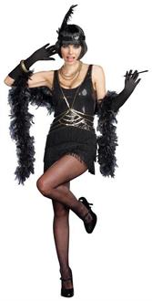 Ain't Misbehavin flapper costume