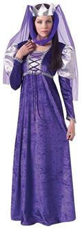 Renaissance Queen Adult Costume 8-12