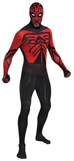 Darth Maul Skin Suit Adult Costume