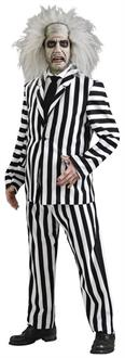 Beetlejuice Adult Deluxe Costume