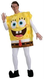 Spongebob Adult Deluxe Costume