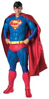 Superman Collector Adult Costume