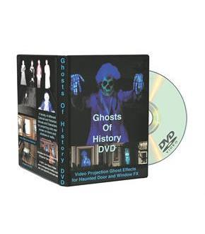 Dvd Virtual Ghosts Of History
