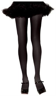 Adult Nylon Black Tights