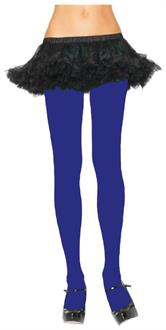 Adult Tights Royal Blue