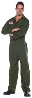 Air Force Jumpsuit Costume
