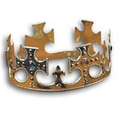 Plastic Jeweled Crown
