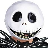 The Nightmare Before Christmas Jack Skellington Mask