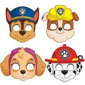 Paw Patrol Party Masks(8)