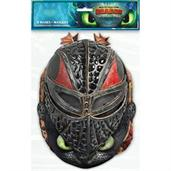 8 How To Train Your Dragon 3 Party Mask