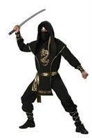 Ninja Warrior Elite Collection Adult Costume
