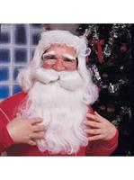 Santa Beard and Wig Feature Set