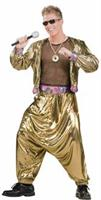 80s Video Super Star Adult Costume