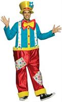 Clown (Male) Adult Costume