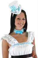 Alice in Wonderland - Alice Hat and Collar Set Adult