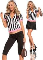 Sideline Sweetheart Adult Costume