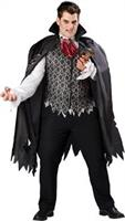 Vampire B. Slayed Adult Plus Costume