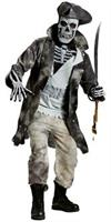 Ghost Pirate Adult Costume