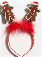 Gingerbread Bopper Headband
