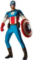 Captain America Grand Heritage Adult Costume