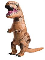 Men's T-Rex Inflatable Adult Costume