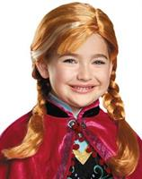 Frozen: Anna Child Wig
