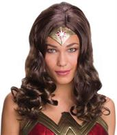 Batman v Superman: Dawn of Justice - Wonder Woman Wig For Women