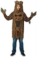 Scary Tree Adult Tunic Costume