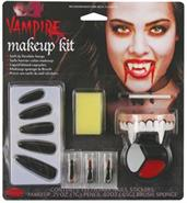 The Vampiress Character Makeup Kit
