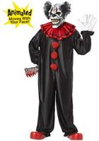 Last Laugh The Clown Adult Costume