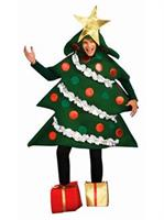 Mens Christmas Tree Costume