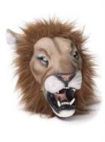 Lion Deluxe Latex Mask