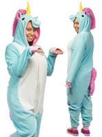 Unicorn Adult Hooded Jumper