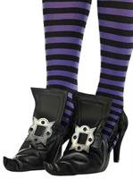 Witch Adult Shoe Covers