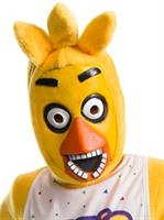 Five Nights At Freddy's Chica Child 3/4 Mask