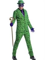 Mens Riddler Costume