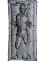 Star Wars Classic Mens Inflatable Han Solo In Carbonite Costume