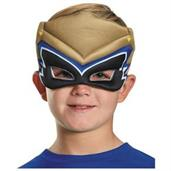 Power Rangers Dino Charge Gold Ranger Kids Puffy Mask