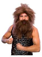 Caveman Brown Wig