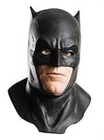 Adult Batman Latex Mask with Cowl