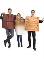 Adult S'Mores Costume