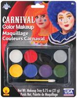 Carnival Color Makeup Kit