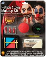 Horror Clown Make-Up Kit