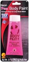 Neon Pink Body Paint