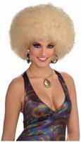 Deluxe Afro Wig-Mixed Blonde