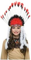 Native Brave Headdress