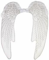 White Angel Wings-Large